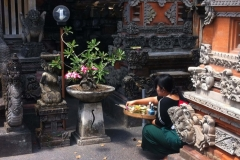 Offrande - Kuta, Bali, Indonésie