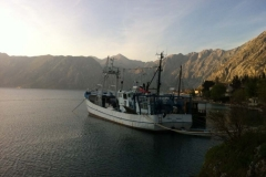 Baie de Kotor, Monténégro
