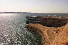 Lac Nasser, Abou Simbel, Égypte