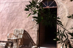 Près de Medinet Abou, Égypte