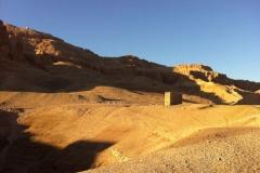 Vallée des Rois, près de Louxor, Rive ouest, Égypte