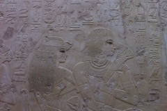 Tombe de Ramose, Près de Louxor, Rive ouest, Égypte