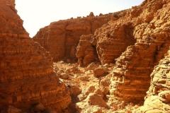 Près de Louxor, Rive ouest, Égypte