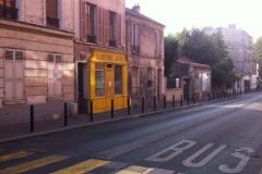 La boutique jaune - Montreuil-sous-Bois, France