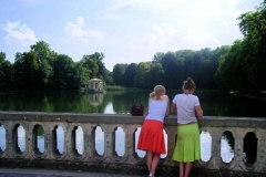 Les demoiselles de Fontainebleau - Fontainebleau, France