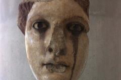 La pleureuse - Musée de l'Acropole d'Athènes, Grèce
