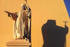 Le prédicateur - Athènes, Grèce