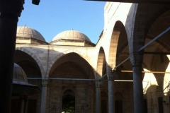 Mosquée de Şehzade, Istanbul, Turquie