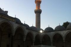 Mosquée de Soliman, Istanbul, Turquie