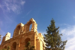 El Djem, Tunisie