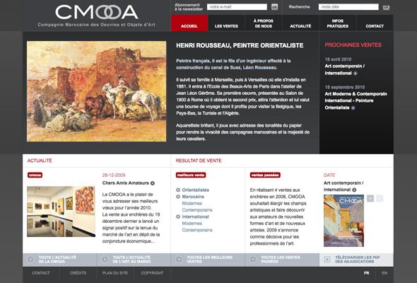 Compagnie Marocaine des Œuvres et Objets d'Art