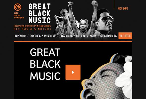 Great Black Music, les musiques noires dans le monde